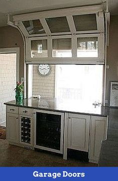 Garage Doors - Diy Garage Door Ideas. #garageentrance, #garageoverhang, #prettygarage. Want to know more about Garage Doors  Simply click here to find out more... Diy Garage Door, Diy Door, Door Ideas, Garages, Entrance, Kitchen Island, Entryway, Doorway Ideas, Appetizer