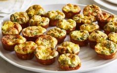 Mini Frittatas Recipe by Giada De Laurentiis