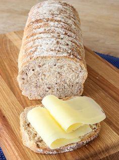 Bread Recipes, Baking Recipes, Diet Recipes, Vegan Recipes, Swedish Bread, Pescatarian Recipes, Keto Snacks, Healthy Baking, Bread Baking