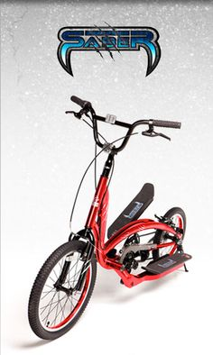 Zike Scooter – Bike Hybrid – Maybe this would help wear Jayden out!!