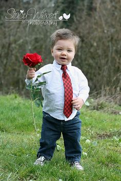 really cute valentine idea for little boy