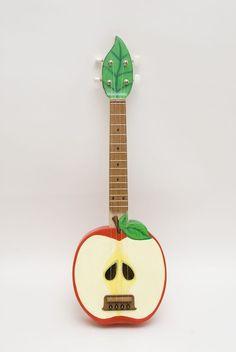 Apple ukulele