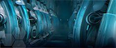 Cryo-pods & Hypersleep Tubes | World of 2046 | Defiance