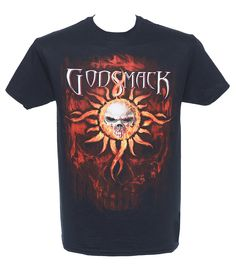 Godsmack is an American alternative metal band from Lawrence, Massachusetts, formed in 1995. The band is composed of founder, frontman and songwriter Sully Erna, guitarist Tony Rombola, bassist Robbie Merrill, and drummer Shannon Larkin. Since its formation, Godsmack has released six studio albums, one EP (The Other Side), four DVDs, one compilation album (Good Times, Bad Times... Ten Years of Godsmack), and one live album ...