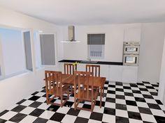 #CAD #Architektur #architecture #kitchen #Gebäude #inspiration #sky #window