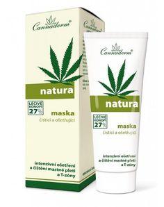 Přírodní receptura krémové masky okamžitě upravuje stav a vzhled mastné pokožky. Pleť je po aplikaci jemná, pružná a hladká, cena 279 Kč;…