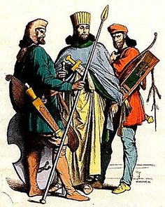 Ancient Persian costumes - Persian people - Wikipedia, the free encyclopedia