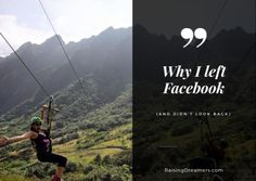 What Facebook is not essential to… is my relationship with myself and my loved ones. Here is my Journey on leaving Facebook behind. #socialmedia #unplug #homeschooling
