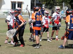 2014 LAX: BATON ROUGE MUSTANGS VS LAYETTE HURRICANES U15 - huddletime