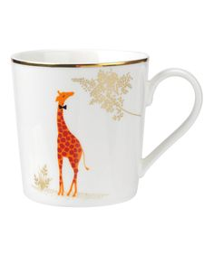 Take a look at this Genteel Giraffe Mug today!