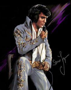 Elvis Art