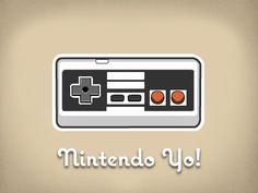 Nintendo Controller Icon by Liam Wolf http://www.neopeaks.com