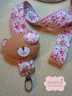 ✽ Sanna Handmade ✽ Sewing Kids Clothes, Sewing Toys, Sewing For Kids, Baby Sewing, Baby Binky, Handmade Baby Gifts, Welcome Baby, Baby Crafts, Little Babies