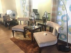 Coffee Chairs, Vanity, Dining Table, Mirror, Furniture, Home Decor, Dressing Tables, Powder Room, Decoration Home