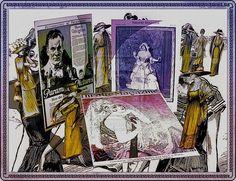 1920's Card by BWR-Grafix.deviantart.com