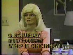 WKRP In Cincinnati 1981 CBS Promo