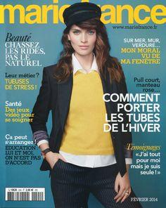 Couv Marie France février 2014