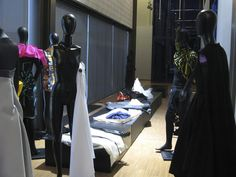 Exposición Museo del Traje de Madrid de la Colección ARQUICOSTURAS[Toyo Ito]