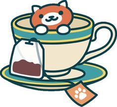 transparent ginger tea ;w;