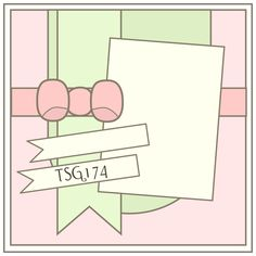 There She Goes Clear Stamps: TSG174 Sketch Challenge