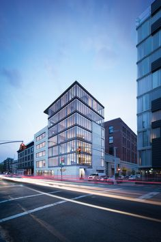152 Elizabeth Street, designed by Tadao Ando Architect & Associates and Gabellini Sheppard.  Visuals by Peter Guthrie. Renderings for Sumaida & Khurana and produced in association with Noë & Associates.