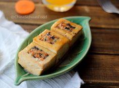 Braised Chinese Stuffed Tofu|ChinaSichuanFood: