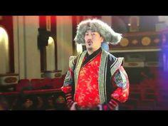 モンゴル国ホーミー Arvan Tavnii sar khoomei - YouTube