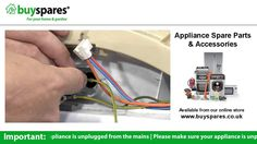 #Howto Replace the Front Thermostat on a #Beko #TumbleDryer