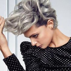 34 Best Ash Blonde Hair Ideas | Hair.com #androgynoushair