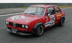 Alfa Romeo Alfasud Ti Trofeo