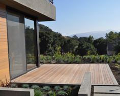 Low Lying Wood Decks Design, Pictures, Remodel, Decor and Ideas