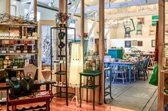 Artistic Home Studio & Boutique in the heart of Alameda is a creative combination of studio and boutique with a focus on home décor arts, teaching, selling supplies, and doing custom work for c...