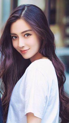 Most Beautiful Eyes, Beautiful Asian Women, Beauty Full Girl, Beauty Women, Anime Long Hair, Angelababy, Stylish Girls Photos, Cute Girl Photo, Cute Asian Girls