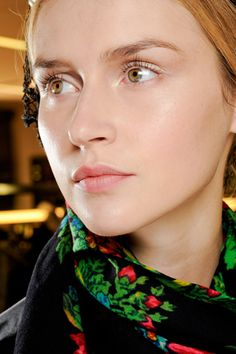 Dewy. Soft. Natural Fall 2012 Dolce & Gabbana