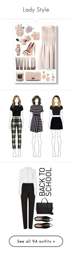 """Lady Style"" by madedinorog ❤ liked on Polyvore featuring Valentino, WALL, Pasquale Bruni, Gucci, MaxMara, even&odd, RED Valentino, Helmut Lang, Balenciaga and Carolina Herrera"