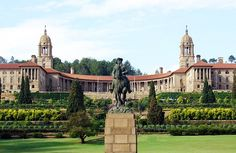 Presidential Palace South Africa