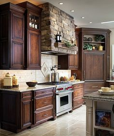 kitchen and bath cabinets importer; kitchen and bath cabinetry; free kitchen design and estimate RTA kitchen and bath cabinets Kitchen And Bath, New Kitchen, Kitchen Decor, Kitchen Ideas, Warm Kitchen, Kitchen Wood, Stone Kitchen, Kitchen Vent, Kitchen Colors