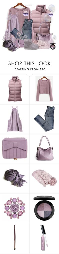 """Lily"" by li-lilou ❤ liked on Polyvore featuring The North Face, RVCA, Cheap Monday, Z Spoke by Zac Posen, Free People, Liz Claiborne, MAC Cosmetics, Charlotte Tilbury, Bobbi Brown Cosmetics and UGG"