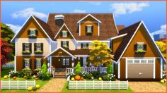 Jack house by zims33 at Mod The Sims • Sims 4 Updates