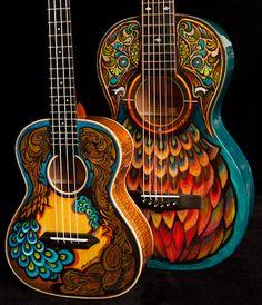 Lichty Guitars & Fretboard