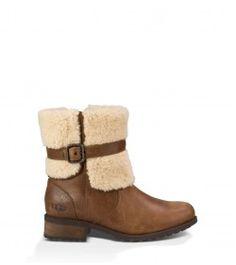 UGG Blayre II Womens Boots Chestnut 1008220 Australia & US
