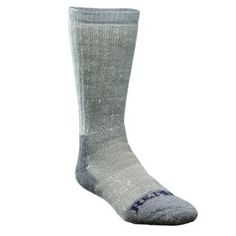 tuck your jeans into wool socks and wear with brown boots for cozy feet all day.