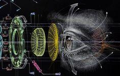 MAN MACHINE – Les peintures mécaniques et organiques d'Atsushi Koyama