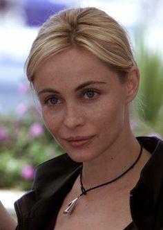 Emmanuelle Beart born Aug 14th 1965, Star of Jean de Florette / Manon des sources