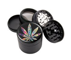 Hey, I found this really awesome Etsy listing at https://www.etsy.com/listing/268668422/leaf-225-premium-black-herb-grinder