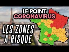 La carte des zones à risque, amour et confinement, Kim Jong-un... Le point coronavirus - YouTube