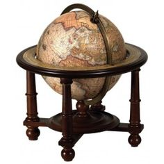 Browse the Museum Store Company and find great deals on museum replicas and gifts including the Terrestrial Table Globe. Get the best prices and receive fixed rate shipping on any purchase of a Terrestrial Table Globe or other gift. Globes Terrestres, Old Globe, Ancient Artefacts, Cabinet Of Curiosities, Museum Store, Fathers Day Presents, Walnut Finish, 16th Century, Wood Turning