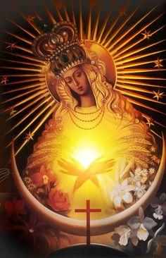 maria mãe de misericordia - Pesquisa Google