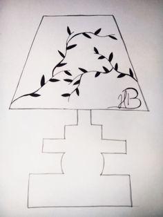 Boceto de uno de los productos que habrá en #Puzzle. Se viene...