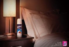 Vanish es una marca de limpieza de ropa, que para el dia de los enamorados, nos trae objetos a la mente para solo pensar en amor.
